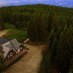....die Wildwiesenhütte.....