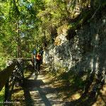 ein schöner Weg bringt mich nun nach Mariazell....