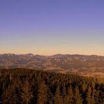 ...ein Panorama vom Zetz bis zur Hohen Veitsch....