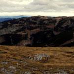 Panorama, Schneeberg und Predigtstuhl