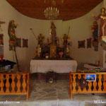 05.11.2020 - Der Besuch in der Kapelle zum Gedenken an die Opfer des Terroranschlages in Wien....