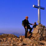 .....Polster - 1910 m, ein Gipfel der rasch erreicht wurde, Gehzeit 1 Stunde 50 Minuten....