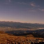 ....Panorama vom Größenberg in Richtung Osten....