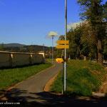 ...und nun folge ich dem Barbara Sicharter Weg bis Wenigzell...