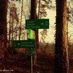 ....dem Weg 23 folgend nach St. Johann bei Herberstein....