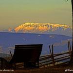 .....die Hohe Veitsch, noch ausreichend Schnee, das dauert noch bis man da hinauf kann, als Wanderer........