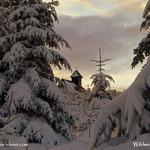 13.12.2020 - kurz vor der Waldhauserkapelle....