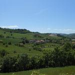 am Weg nach Acqualagna