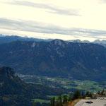 Blick nach Bad Aussee