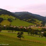...oberhalb von Schliefau....