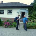 Karl ist/war ein langjähriger Arbeitskollege und auf meiner alljährlichen Wallfahrt nach Mariazell ein MUSS in zu besuchen; Photo by Edith Fernow