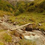 ....im Talschluß des Großen Walsertales, den Lutzbach mit Wasser versorgt.