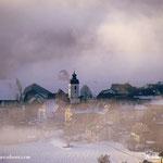 ...Nebelschwaden in Miesenbach....