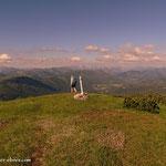 ...Terzer Göller (1729 m), ab jetzt geht es nur noch bergab....