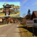 ....in Waldbach angekommen, es wird schon sehr warm, der erste Frühlingstag, einfach perfekt....
