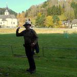 Mönichwald ist erreicht, nächster Stop Waldbach