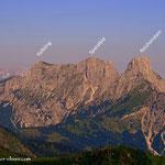....und die Gesäuse Berge.....