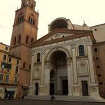 ..spät in Mantova angekommen