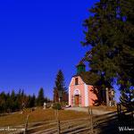 ....Waldhauerkapelle auf der Wildwiese, kurze Andacht und wieder nach Hause...