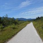 .... am Gailtalradweg bis Arnoldstein