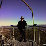 ...ein schöner, frischer Sonntag, da oben auf dem Aussichtsturm.....