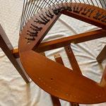 Details Strings - String chair von Niels J. Haugesen, für Tranekær, 1980er, Dänisch