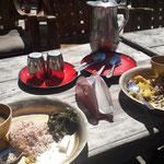 Daal Bhat heisst das typische Gericht
