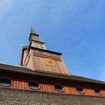 Stabkirche - Hahnenklee im Harz