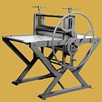 Druckpresse JW-80