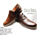 calza karla zapatos estilo punta redonda con y sin pasador