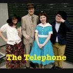 大阪音楽大学大学院オペラ修士演奏会「The Telephone」(2014)