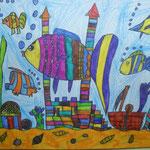 Зотова Ирина, 3 класс,  школа №28