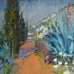 Atzavara Oli sobre tela 54x65cm Exposició col·lectiva Els Coloristes 2003