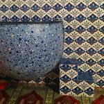 Beispiel Mosaikarbeit