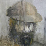 Amerikanischer Farmer, 60 x 50 cm