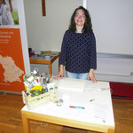 Frau Andrea Baum, Ernährungsreferentin am AELF