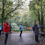Bewegung im Kurpark