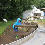 Wasserspielplatz - Wasser erleben