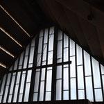 """Lichtfassade der """"Glaskathedrale"""""""