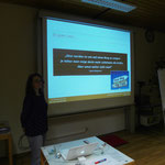 Ein kurzweiliger und kompetenter Vortrag