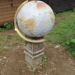 Unsere Erde - Sonnenuhr