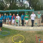 Kneipp Saison Eröffnung mit Kneippfamilie und Ehrengästen