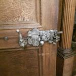 Tür im Rathaussaal