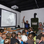 Live - Film aus dem Fledermaushaus