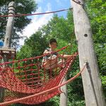 Abenteuer! Kletterspielplatz