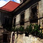 Ehemaliges Kloster. Weingut Slowenien