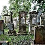 Jüdischer Friedhof. Ingenheim