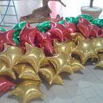 Folienballons, luftgefüllt