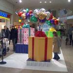 Folienballons, gasgefüllt