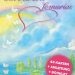 """Kartenset """"Im Herzen Lemurias"""" inkl. Booklet und Anleitung"""